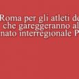 Si comunica che tutte le società del Lazio che parteciperanno al campionato interregionale Piemonte il 24-25 marzo 2012, potranno far pesare i loro atleti giovedì 22 marzo 2012 dalle ore...