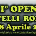 II° Open Castelli Romani 7 – 8 aprile 2018 – Velletri (RM). Presso il Pala S. Bandinelli, via Ariana, 8 (s.p.600) Gara di combattimento riservato alle seguenti categorie: Esordienti A/B....